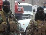 Чеченский спецназ вошел в Абхазию и Южную Осетию