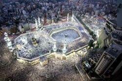 Более 2 миллионов паломников собрались у Мекки (фото)