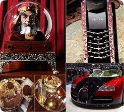 Самые дорогие в мире рождественские подарки