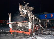 Автобус на Ставрополье могли взорвать сотрудники МВД и наркоконтроля