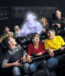 4D-кинотеатр: потрогай Лару Крофт
