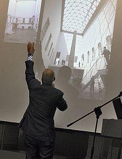 Норман Фостер придумал Пушкинскому музею новые окрестности