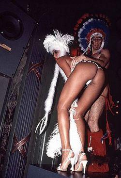 Развратные вечеринки в Studio 54 - самом скандальном клубе 70-х (фото)