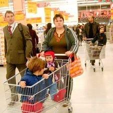 Супермаркеты ждет рекордная неделя