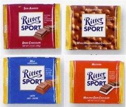 Компания Ritter Sport отказывается от местного производства шоколада