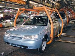 Россия может лишиться собственных автомобильных брендов