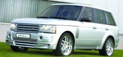 """Немецкое тюнинг-ателье Arden \""""прокачало\"""" Range Rover (фото)"""