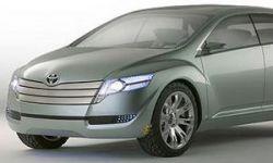 """Toyota изобрела новый тип кузова – \""""седан-кроссовер\"""""""