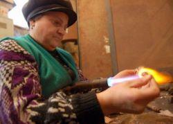 Как делают новогодние шары? (фото)