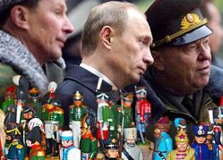 В Кремле идет борьба между кланами