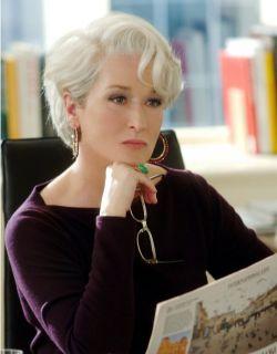 Мэрил Стрип будет играть писательницу киноленте Норы Эфрон «Жюли и Джулия»