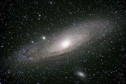 Просторы Вселенной бороздит галактика-лилипут