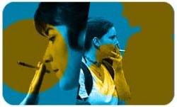 Медики ответили на вопрос, почему курят женщины