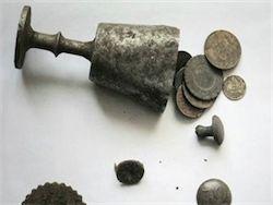 Новость на Newsland: Под Тюменью нашли клад тысячелетней давности