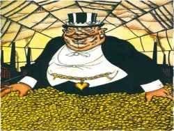 Новость на Newsland: Бизнесмен и рабочий: узаконенное воровство