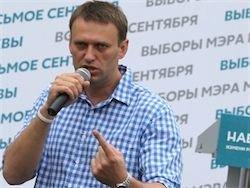Навальный собрал в избирательный фонд 35 млн рублей