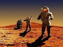 Новость на Newsland: 100 тысяч человек хотят отправиться в безвозвратный полет на Марс