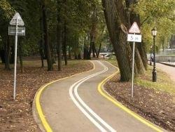 Около 50 километров дорожек для велолюбителей и почти 10 тысяч мест парковок для велосипедистов.