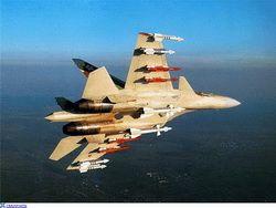 Новость на Newsland: ВВС РФ в этом году получат по эскадрилье Су-30 и Су-35