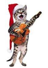 Лучшие новогодние хиты от «Jingle Cats» - ансамбля поющих кошек (видео)
