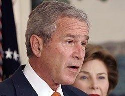 Джордж Буш отказался комментировать уничтоженные ЦРУ видеозаписи