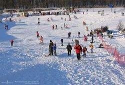 В Рязанской области возведут крупнейший в мире горнолыжный комплекс «Сноу-центр»