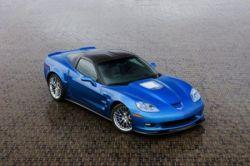 Первые официальные фотографии Chevrolet Corvette ZR1 (фото)