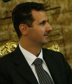 Президент Сирии Башар Асад вывел Джорджа Буша из терпения
