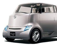 Дизайнерские концепты 40-го автосалона в Токио (фото)