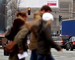 В Греции пешеход попал под суд за переход автомобиля