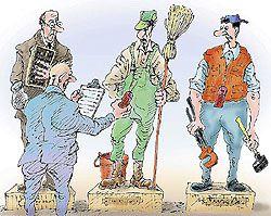 Подайте бывшему депутату. Кто даст работу парламентариям, не попавшим в новую Государственную думу - меньше $ 5000 - не предлагать