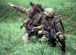 Германия испытывает снаряжение для солдат будущего