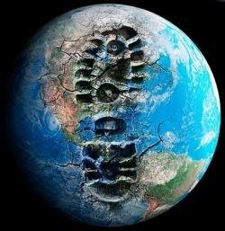 На долю США приходится 40% загрязнения атмосферы