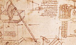 Рукописям Леонардо да Винчи угрожает плесень
