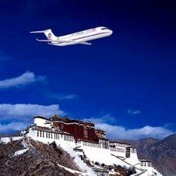 Китай представил первый авиалайнер - ARJ-21