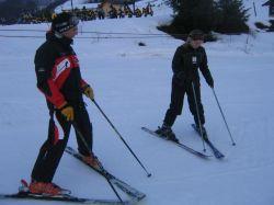 60-летний американец cудится с 8-летним мальчиком из-за столкновения на лыжах