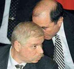 Владимир Путин хорошо отзывается о Бадри Патаркацишвили