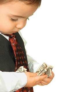 Нужно ли говорить детям о своих доходах