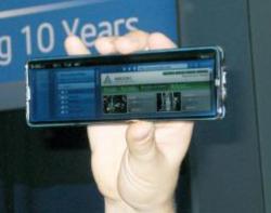 iPhone 3G - первая фотография?