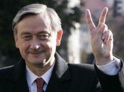 Новым президентом Словении стал Данило Тюрк