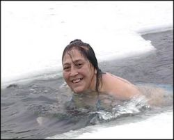 Все за и против купания в ледяной воде