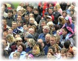 Рост населения Земли вызвал процесс ускорения эволюции человека