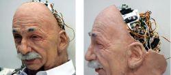 Ученые создали робота с лицом Альберта Эйнштейна (фото)