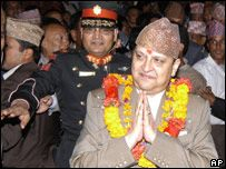 Монархия в Непале доживает последние месяцы
