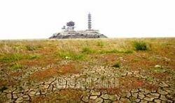 Исчезло самое крупное пресноводное озеро в Китае - Поянху