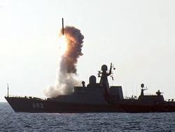 Новость на Newsland: Встречный морской бой кораблей Каспийской флотилии