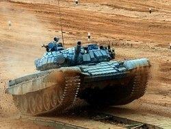 Новость на Newsland: Идеальный Т-72