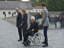 Ангела Меркель посетила печальноизвестный Дахау