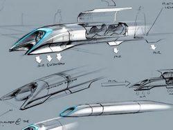 Hyperloop — новое средство передвижения