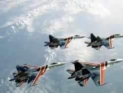 В Жуковском началась генеральная репетиция авиасалона МАКС